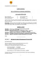 COMPTE-RENDU – Séance du 09.07.2020