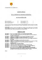COMPTE-RENDU – Séance du 16.06.2020