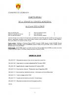 COMPTE-RENDU – Séance du 12.04.2021